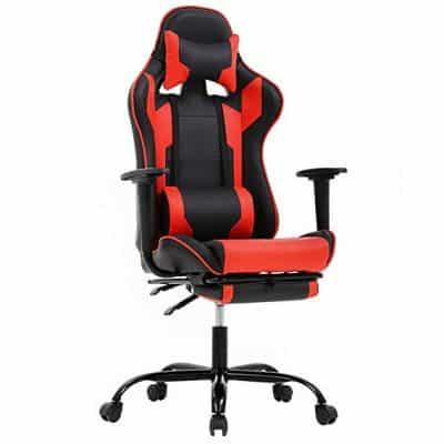 15. BestMassage Office Chair Gaming Chair Ergonomic Swivel Chair: