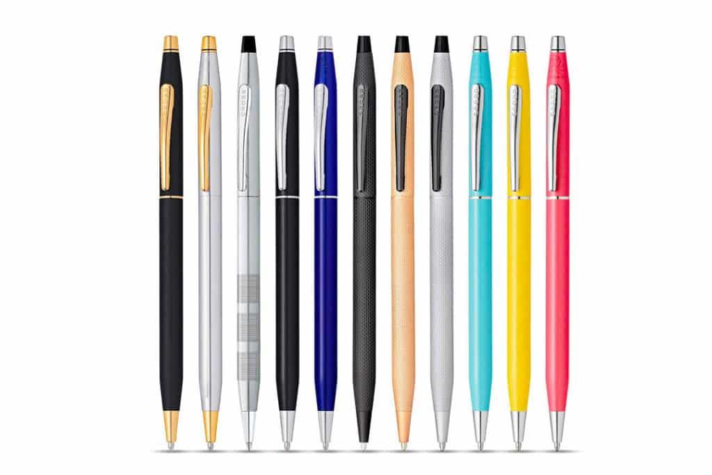 Cross Classic Century Satin Chrome Ballpoint Pen