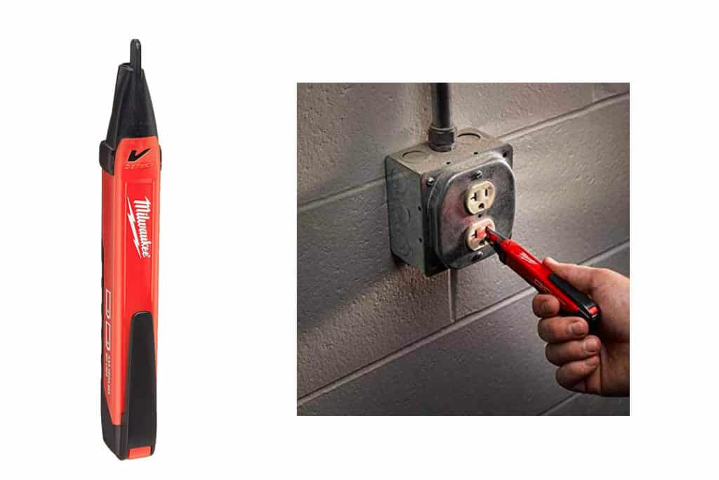 Milwaukee 2202-20 Voltage Detector