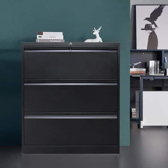 3-Drawer File Cabinet IKEA From The SLEERWAY