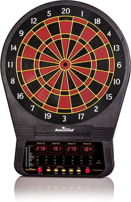 Arachnid 650 Electronic Dartboard