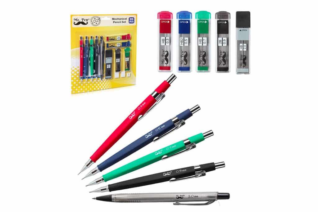 Mr. Pen Mechanical Pencil Set