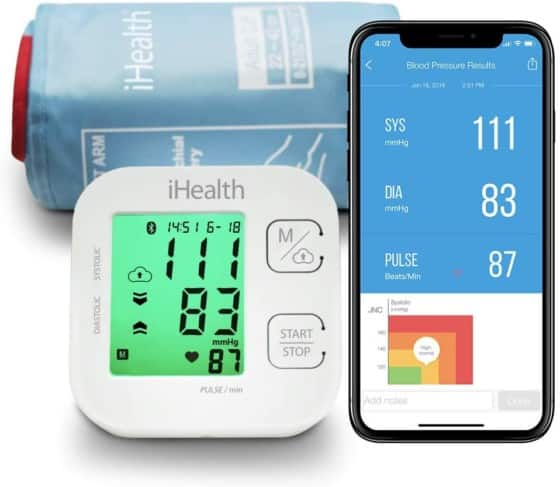 The Blood Pressure Monitor For Adults and Children