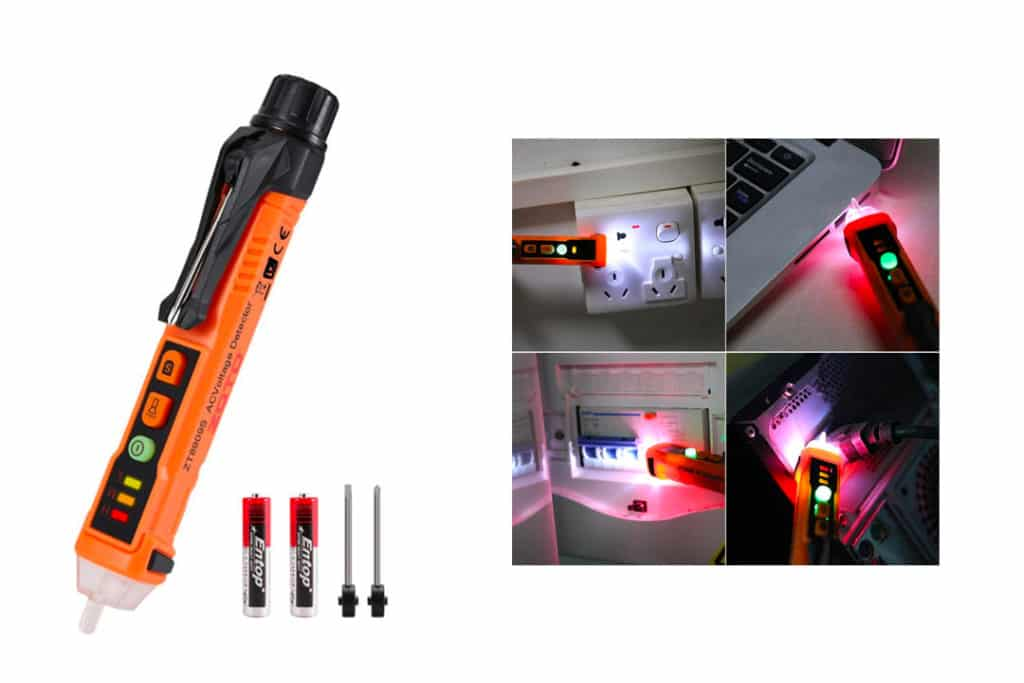 ZOTO Non-Contact Voltage Tester