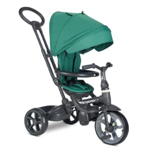 9. Joovy Tricycoo LX Kid's Tricycle