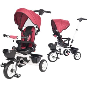10. BOOWAY Baby Tricycle