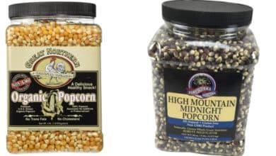 Best Organic Popcorn Kernels