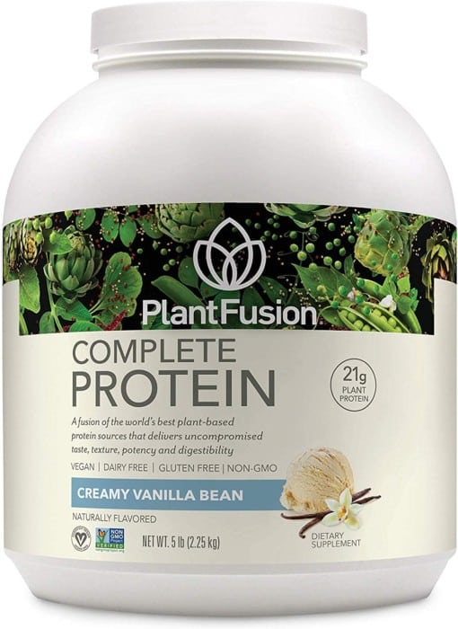 PlantFusion Plant-based Pea protein Powder