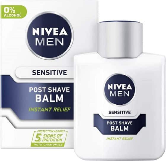 Nivea Men NIVEA FOR MEN Sensitive Post Shave Balm