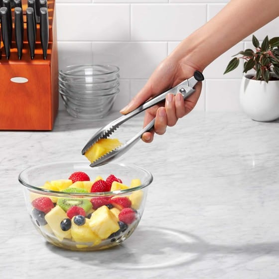 OXO Stainless Steel Ice tongs