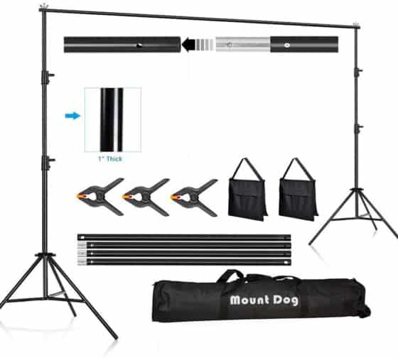 MOUNTDOG Backdrop Support Stand