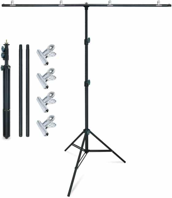 Linco Lincostore Zenith Portable T-Shape Backdrop Stand