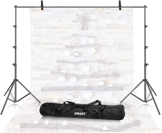 Emart Photo Backdrop Stand Kit