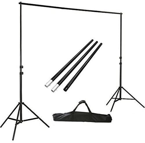 ePhotoInc Photo Video Studio Backdrop Stand