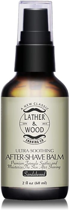 9. Lather & Wood Aftershave Balms For Men