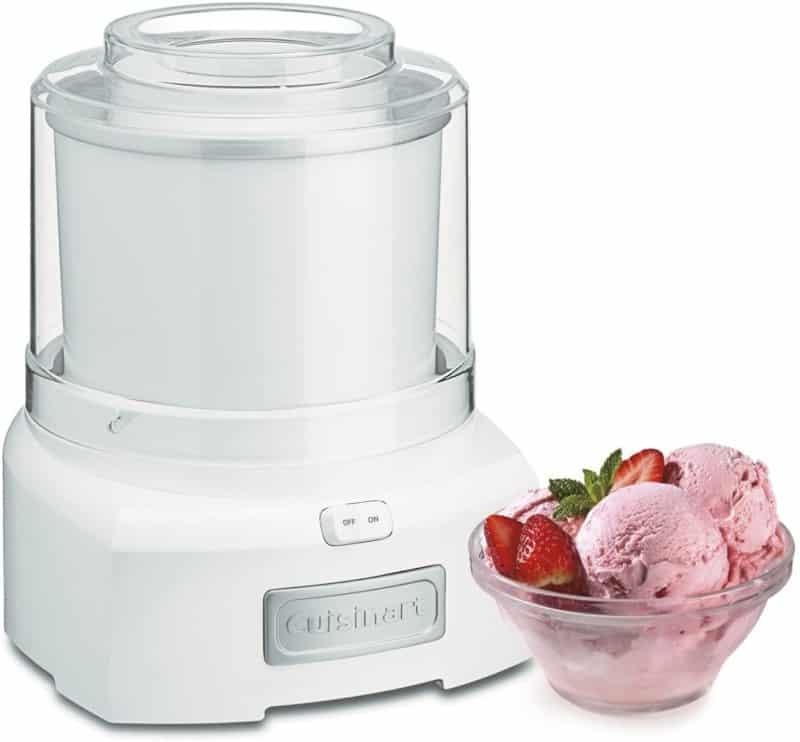 Cuisinart 1.5 Quart Ice Cream Maker
