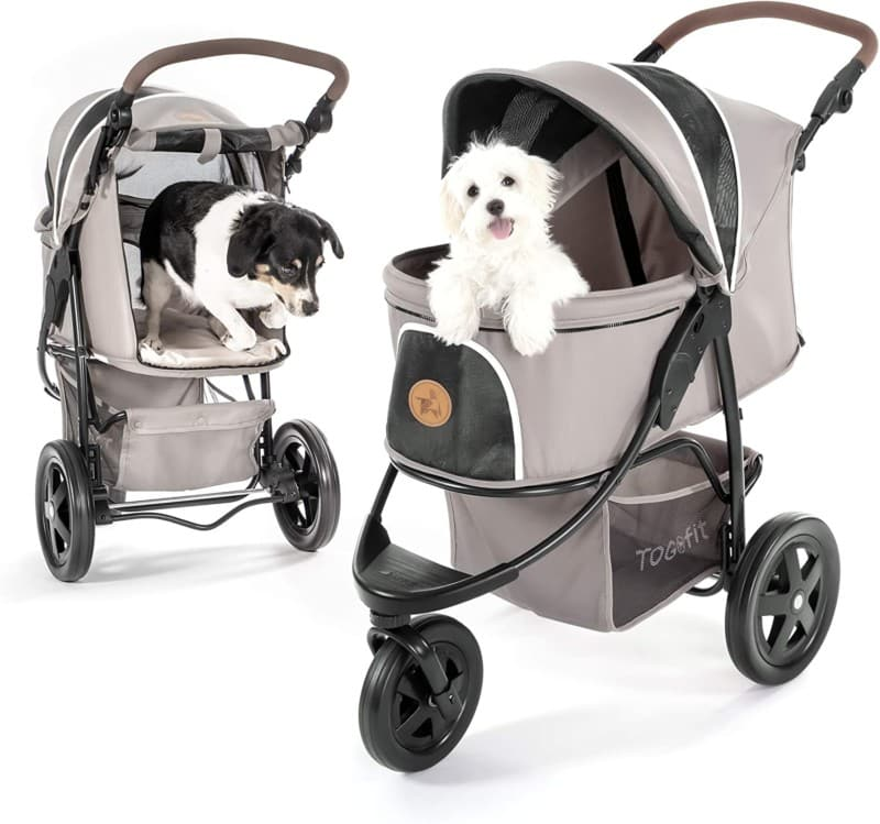 Hauck TOGfit Pet Roadster-Luxury Dog Stroller