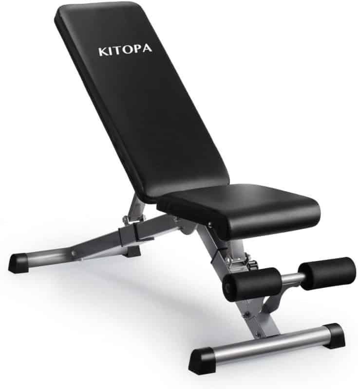 Kitopa Adjustable Weight Bench