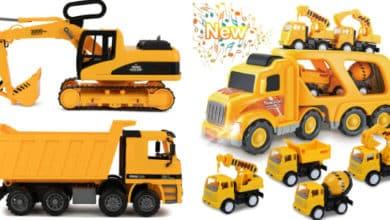 The Best Trucks for Kids 2021
