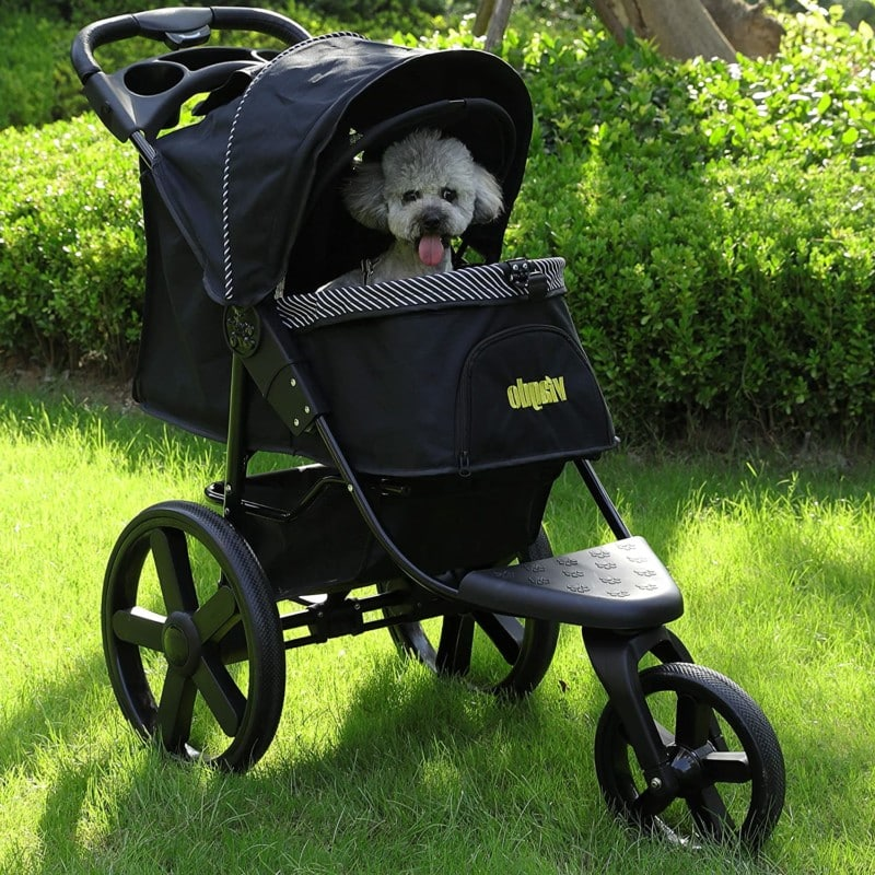 VIAGDO Luxury Dog Stroller