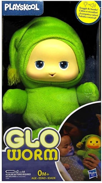 """Glo Worm Snuggle & Soothe 9"""""""