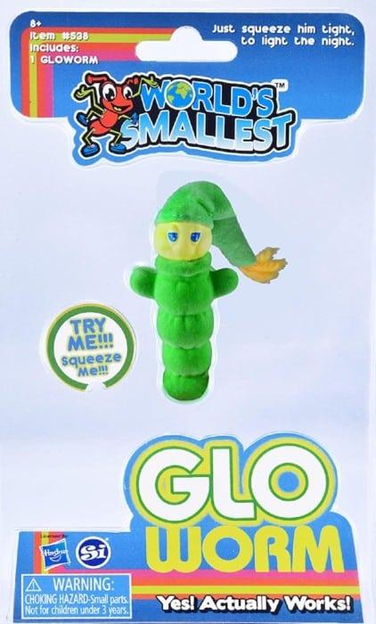 World's Smallest Glo Worm