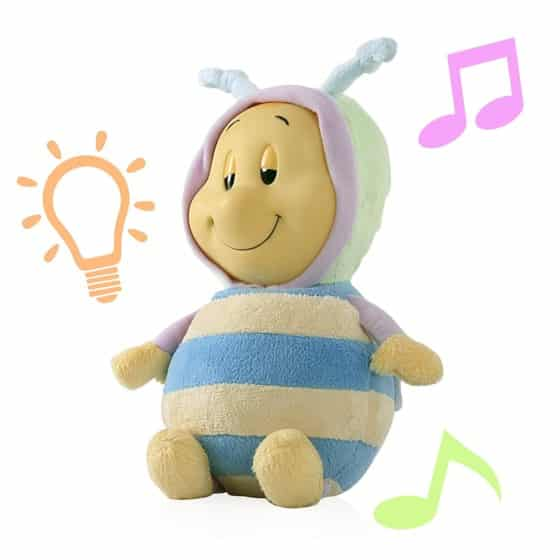 Nuby Glo-Pals Bee