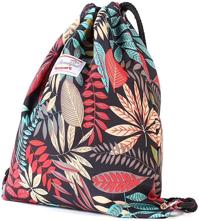 10. ESVAN Drawstring Bags