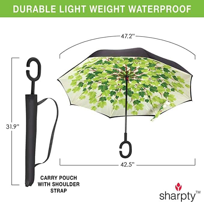 Sharpty's Bubble Umbrellas