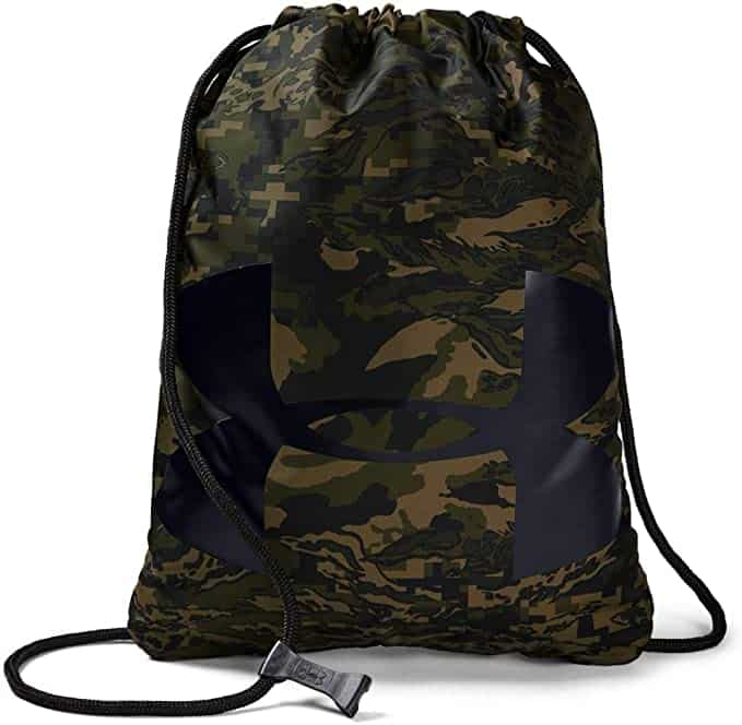 17. Under Armour Drawstring Bags