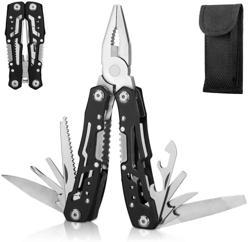 19. Fangfo Multi-Tool EDC Knives