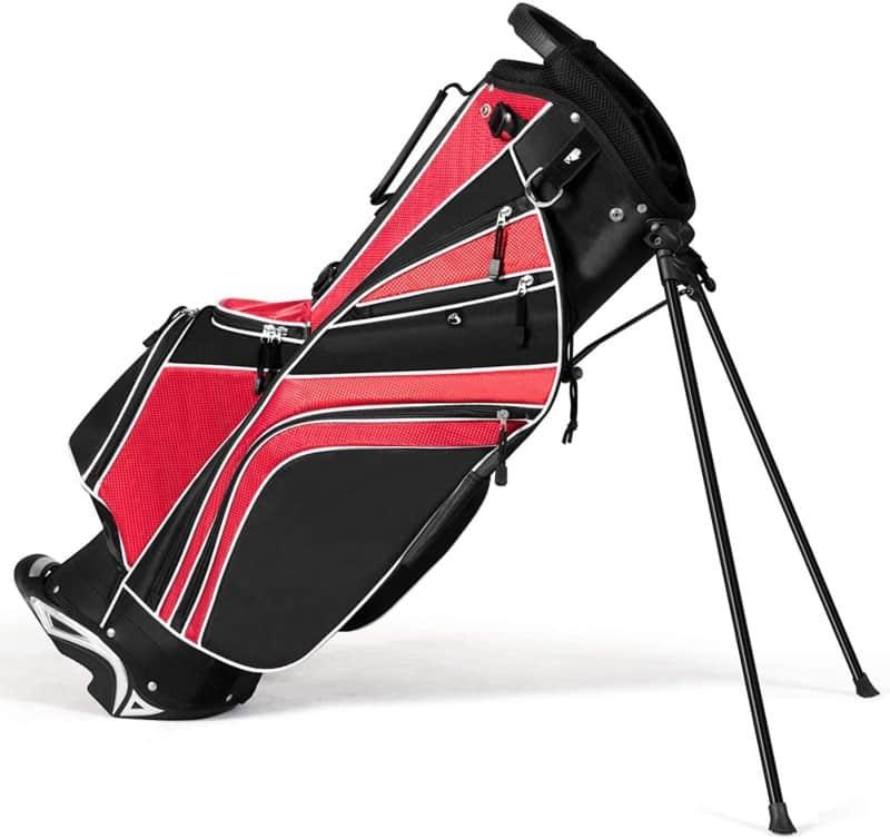 2. Tangkula Golf Stand Bag