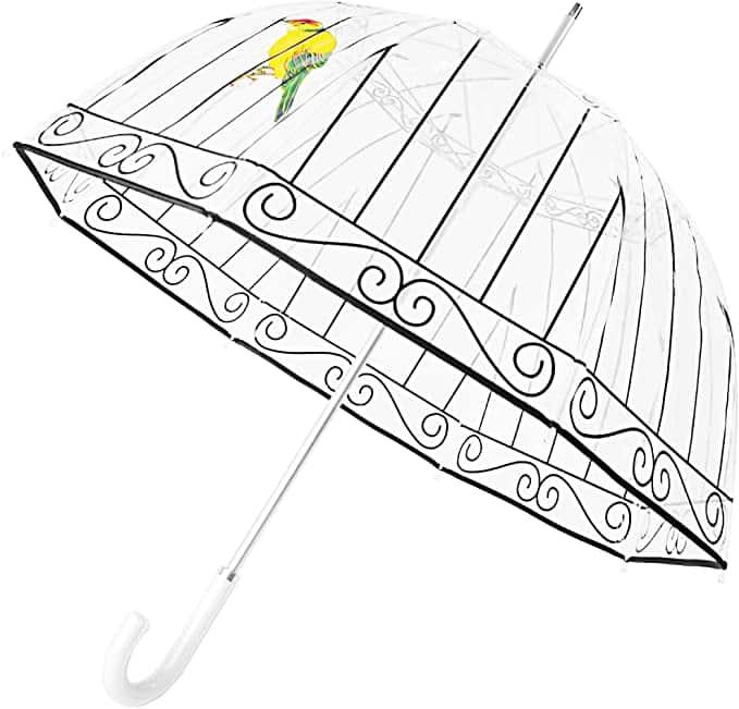 Kung Fu Smith's Bubble Umbrella