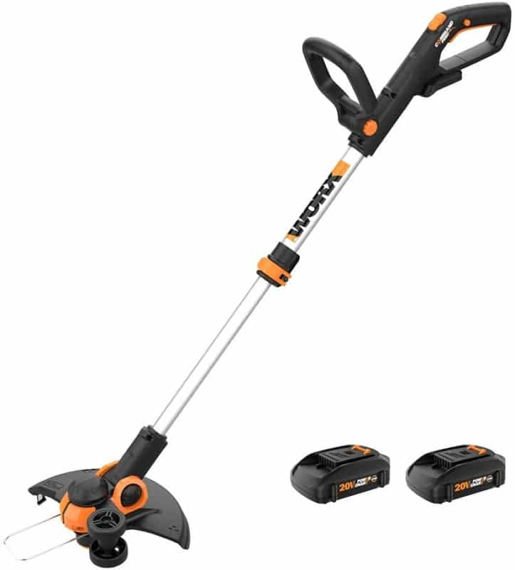 3. WORX Cordless Electric String Trimmers