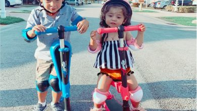 3 Wheele Scooter for Kids and Adults
