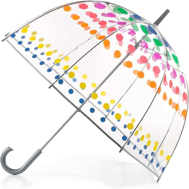totes Clear Bubble Umbrellas