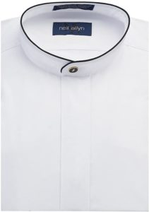 white dress shirt for men