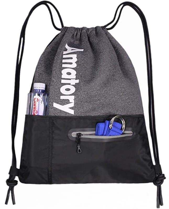 7. Amatory Drawstring Bags