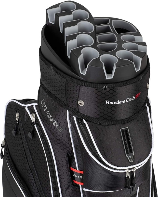 8. Founders Club Golf Bags