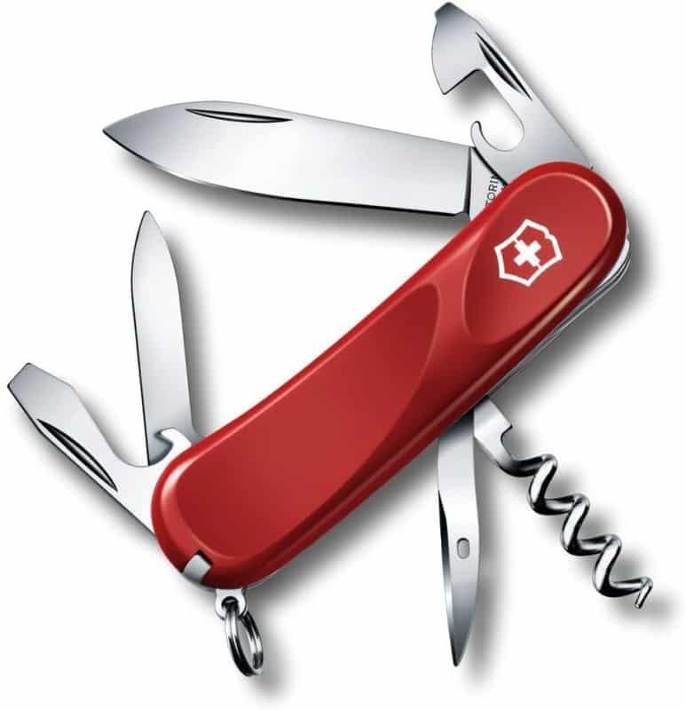 8. Victorinox Multi-Tool EDC Knife