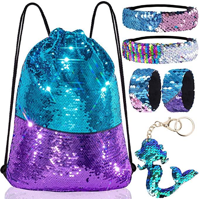 8. GA&EN Drawstring Bags