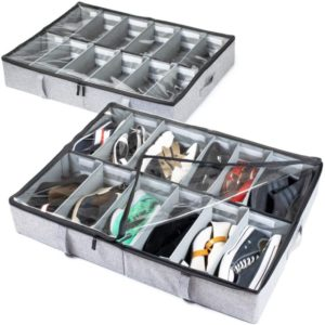Underbed Shoes Organizers