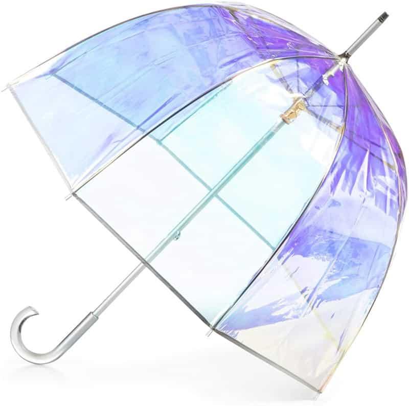 Totes Women's Clear Bubble Umbrellas