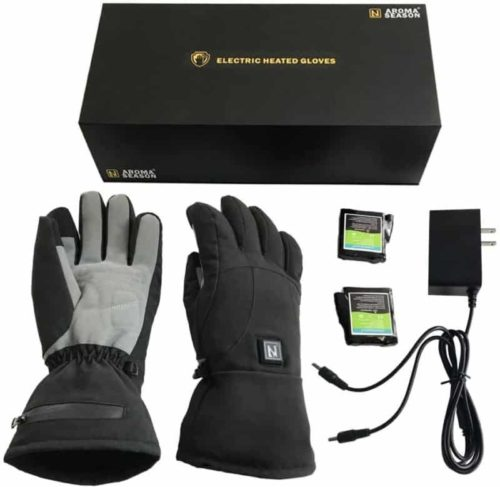 Aroma Season Electric Heated Gloves
