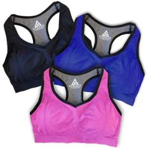 15. SA STREET ATHLETICS – Racerback Sports Bra