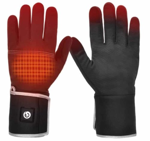 BARCHI Electric Heated Glove Liners for Men and Women