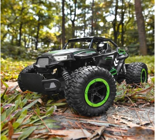 BEZGAR 2WD Rechargeable Remote Control Car for Kids and Adults