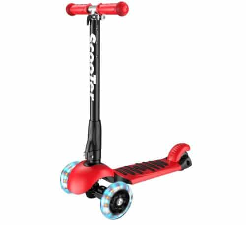 Banne Three Wheel Scooter for Kids and Adults