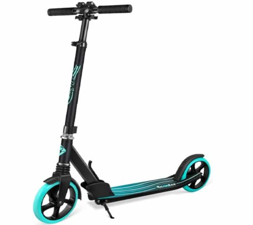Beleev V5 2 Wheel Scooter for Kids and Adults with carrying Strap