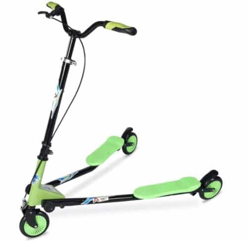 Best of The Best: AODI Swing Three-Wheeled Scooter for Kids and Adults